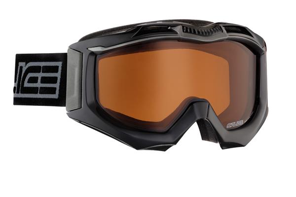 Очки горнолыжные Salice 602DACRXPF BLACK/ORANGE