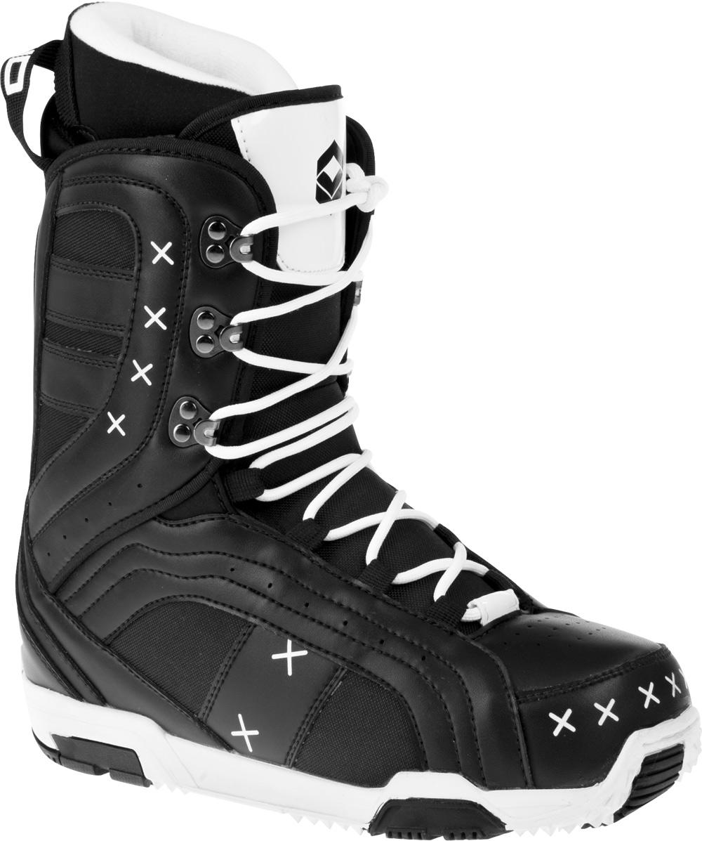 Ботинки для сноуборда FTWO 2015-16 Freedom black
