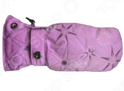 Варежки GLANCE Gloria Mitten (pink) розовый