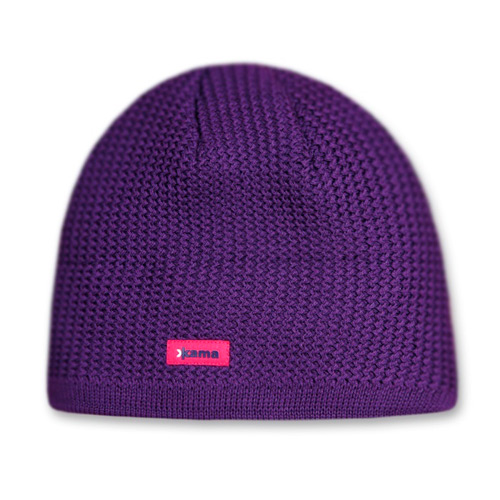 Шапки Kama AW44 (violet) сиреневый