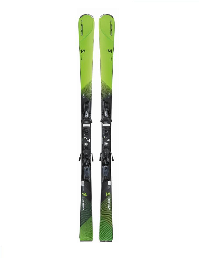 Горные лыжи с креплениями Elan 2016-17 AMPHIBIO 14 TI F ELX11.0