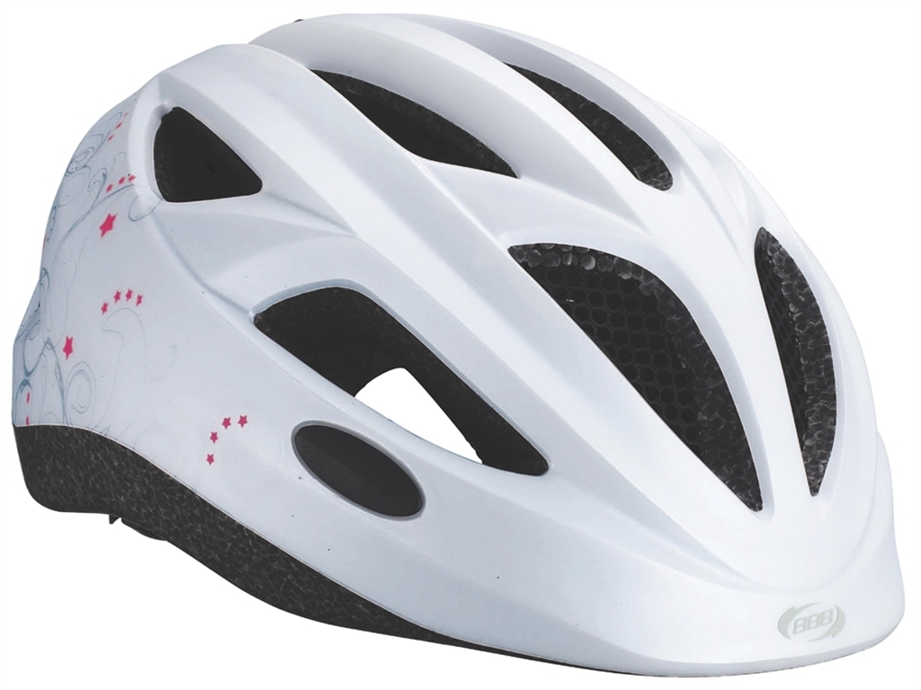 Летний шлем BBB 2015 helmet Hero (flash) swirl (BHE-48)