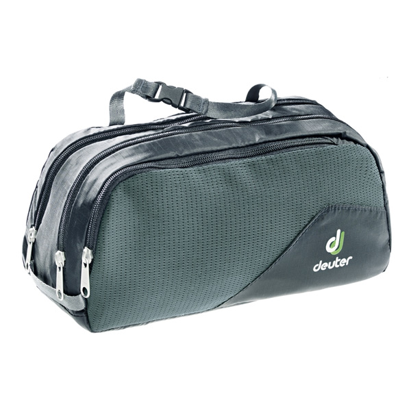Косметичка Deuter 2016-17 Wash Bag Tour III black-granite
