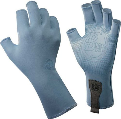 Перчатки рыболовные BUFF Sport Series Water Gloves Glacier Blue (св. голубой)