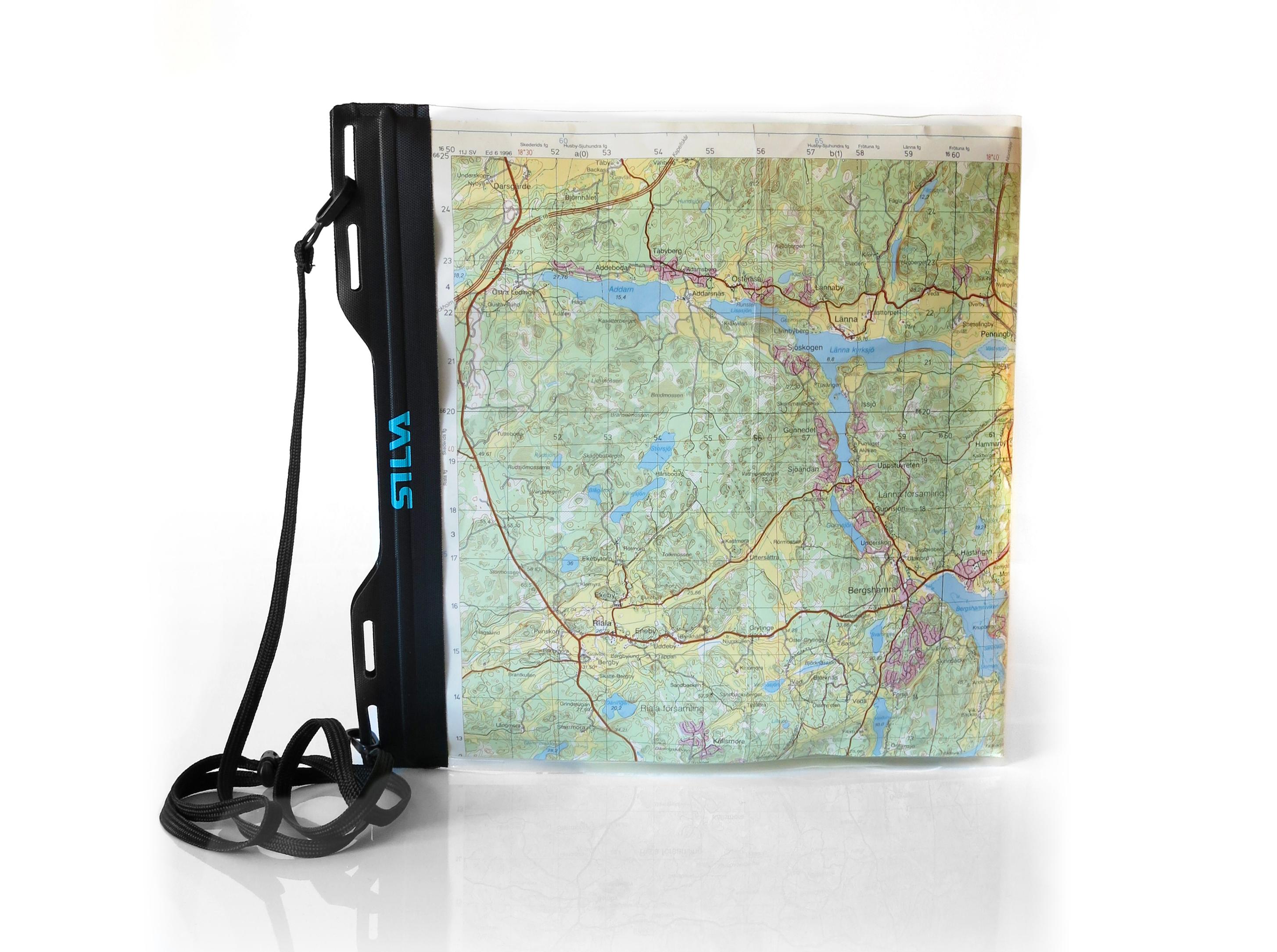 Чехол водонепроницаемый Silva Carry Dry Map Case M