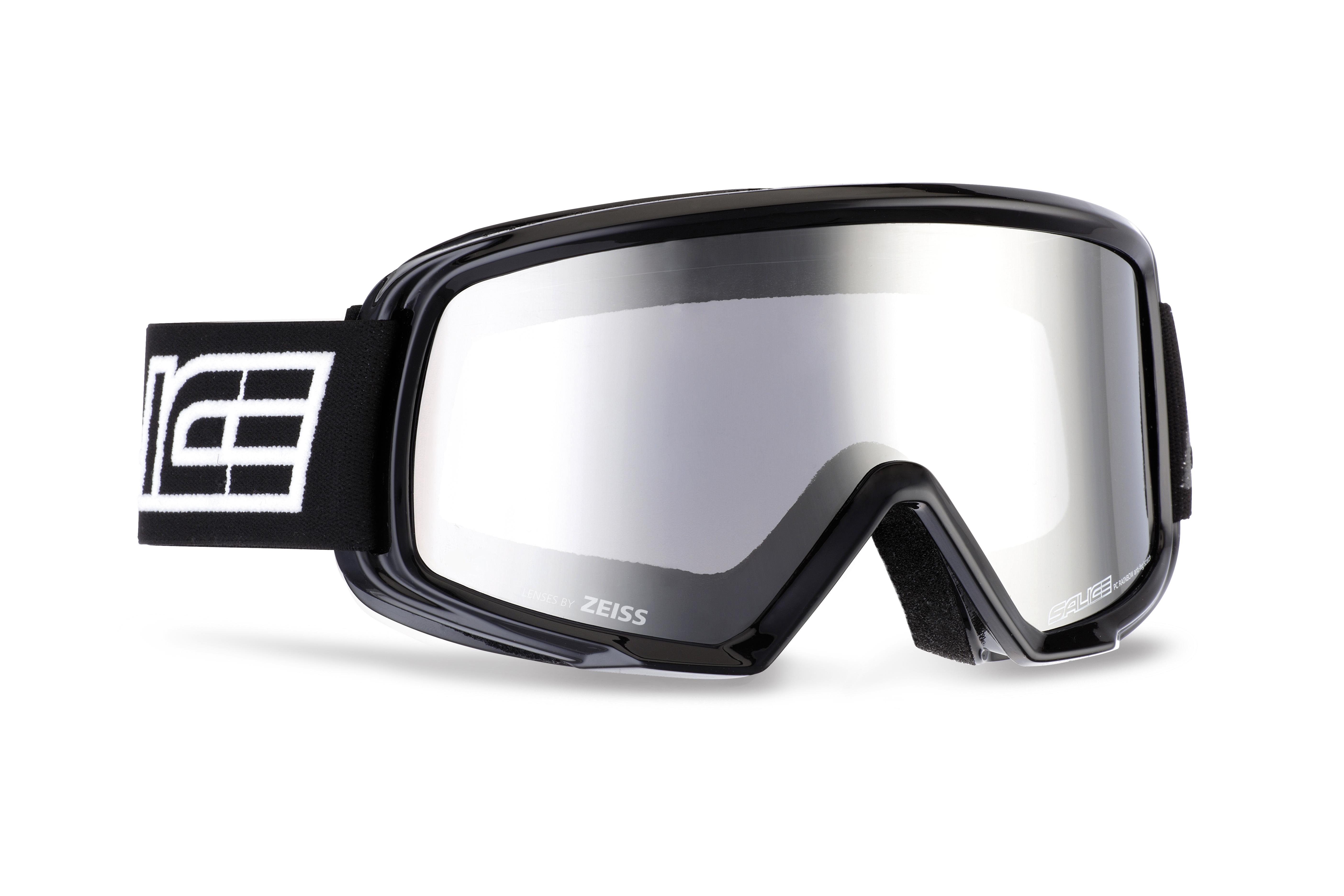 Очки горнолыжные Salice 2016-17 608DAF BLACK/QUATTRO