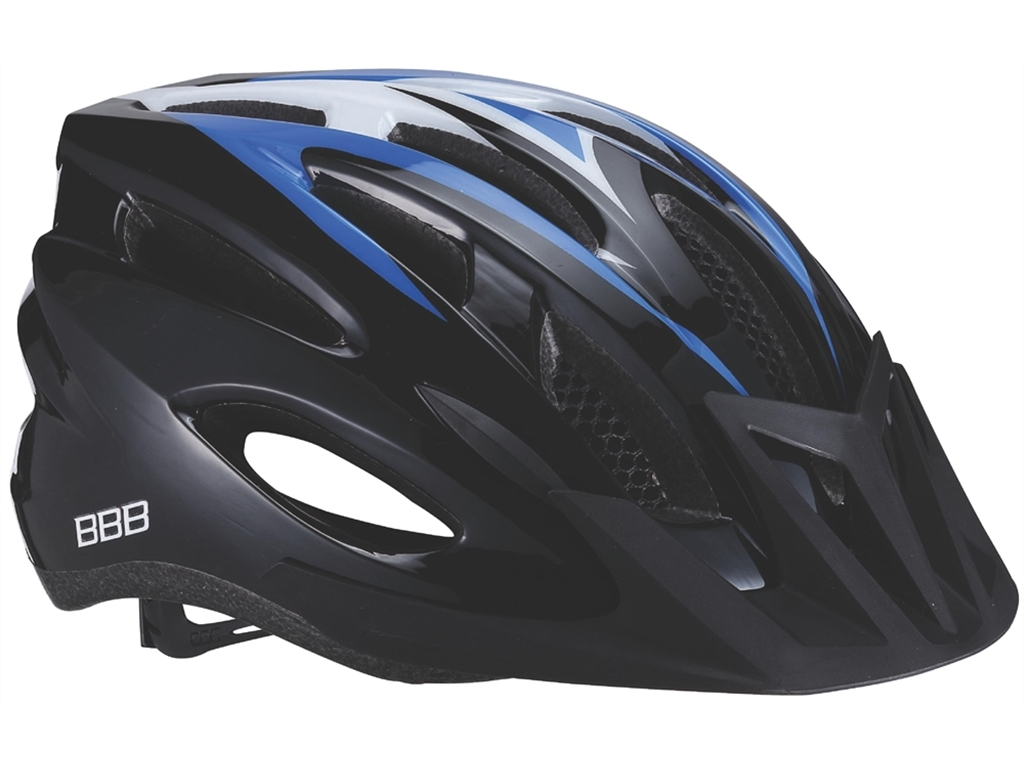 Летний шлем BBB 2015 helmet Condor black blue (BHE-35)