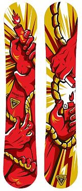 Сноуборд Black Fire 2015-16 Anarchy
