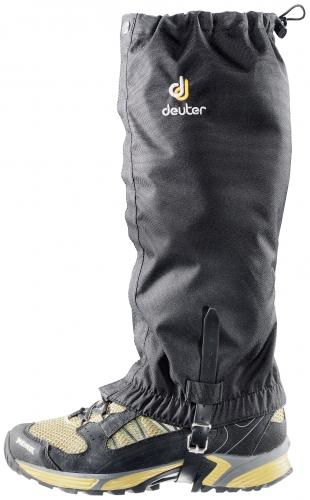 Гетры Deuter 2016-17 Boulder Gaiter Long black