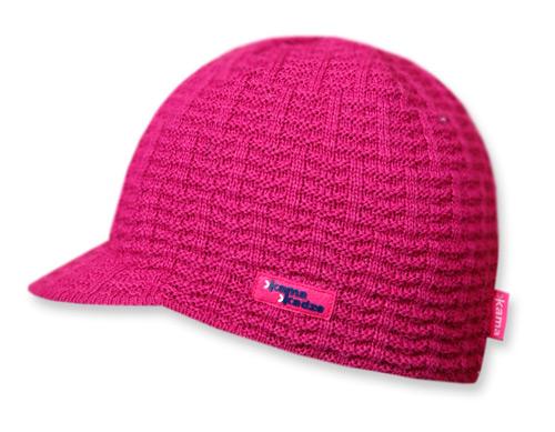 Шапки Kama K28 (pink) розовый
