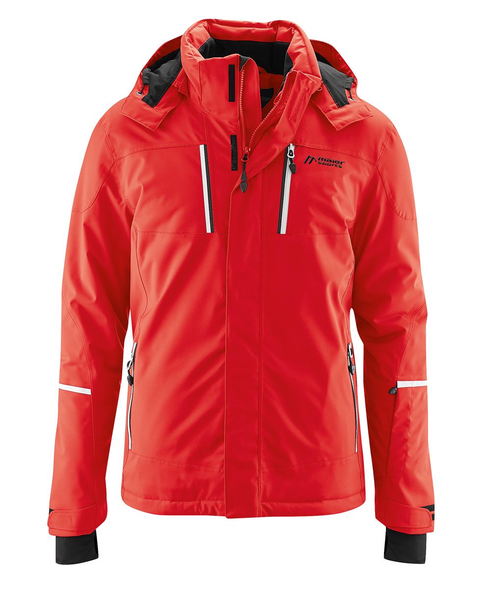 Куртка горнолыжная MAIER 2015-16 MS Classic Lupus fire
