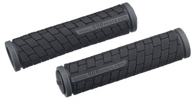 Грипсы BBB DualGrip 125 mm. black/dark grey (BHG-06_black/dark grey)