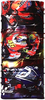 Бандана BUFF LICENSES MOTOGP ORIGINAL BUFF FAST