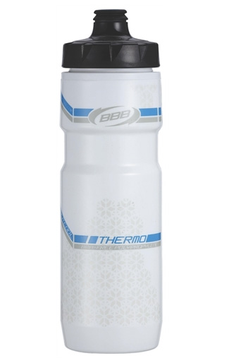 Фляга вело BBB thermo 500ml. ThermoTank white (BWB-51)