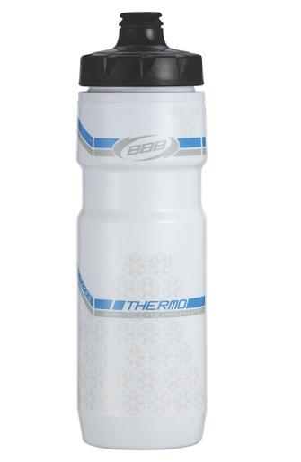 Фляга вело BBB thermo 500ml. ThermoTank white (BWB-51)