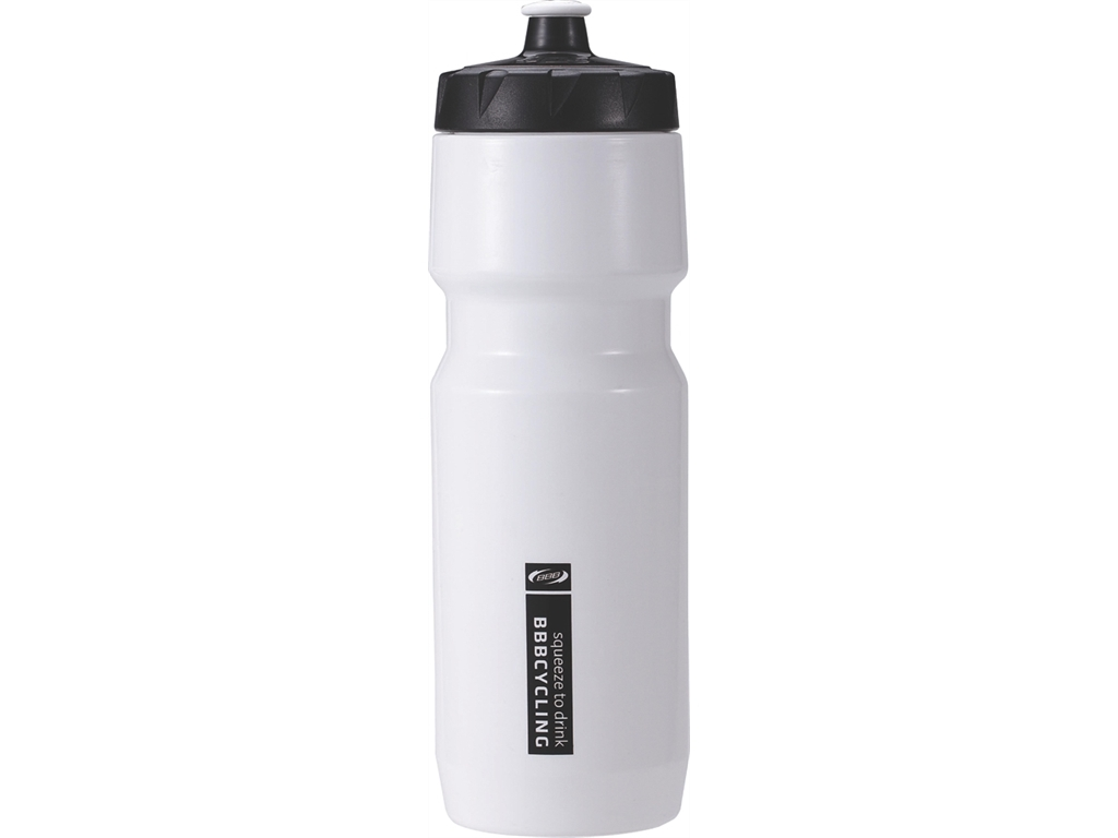 Фляга вело BBB 750ml. CompTank white/black (BWB-05)