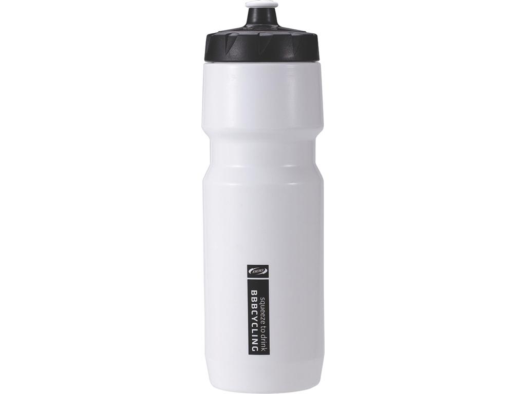 Фляга вело BBB 750ml. CompTank white/black (BWB-05)