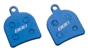 Тормозные колодки BBB DiscStop comp.w/Hope Mono trail (BBS-64C)