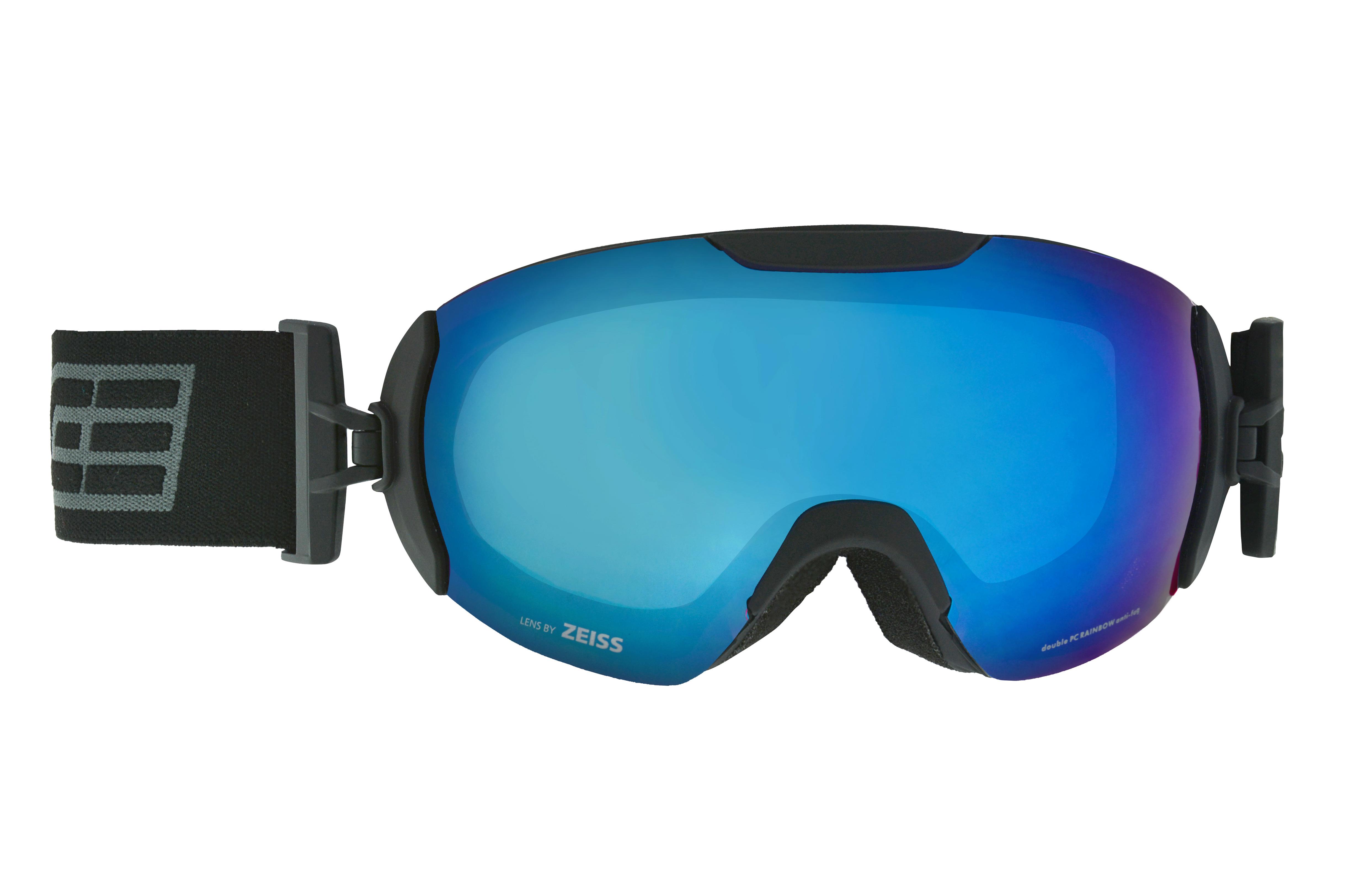 Очки горнолыжные Salice 2016-17 604DARWF BLACK/RW BLUE