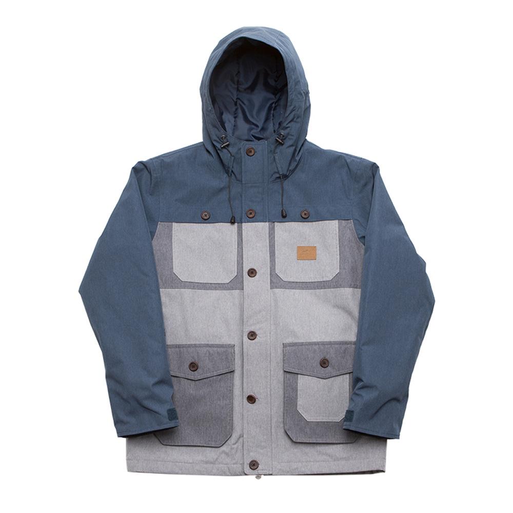 Куртка сноубордическая ROMP 2016-17 540? Jacket NAVY/GRAY
