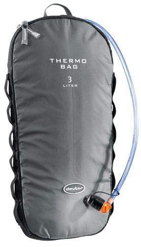 Термочехол для питьевой системы Deuter 2016-17 Streamer Thermo Bag 3.0 l granite, Рюкзаки с питьевой системой (гидраторы) - арт. 711460284