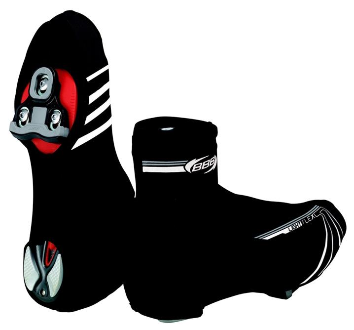 Чехол на велообувь BBB LightFlex black (BWS-10)