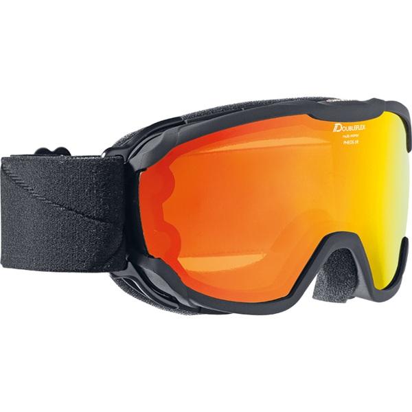 Очки горнолыжные Alpina Pheos Jr. MM black_MM orange S2