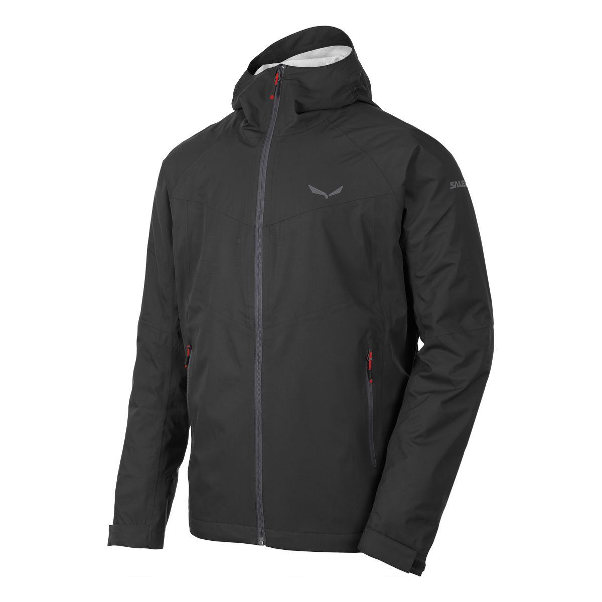 Куртка для активного отдыха Salewa 2016 PUEZ (AQUA 3) PTX M JKT black out/0730
