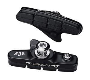 Тормозные колодки BBB RoadStop cartridge black (BBS-02)