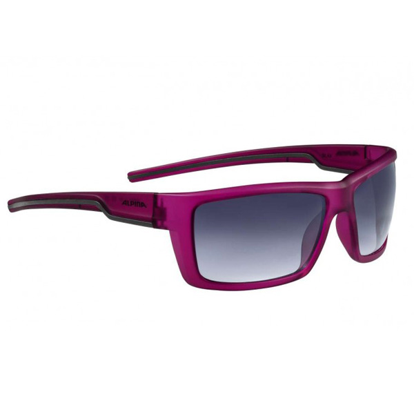 Очки солнцезащитные ALPINA 2016 SPORTS STYLE SLAY berry matt