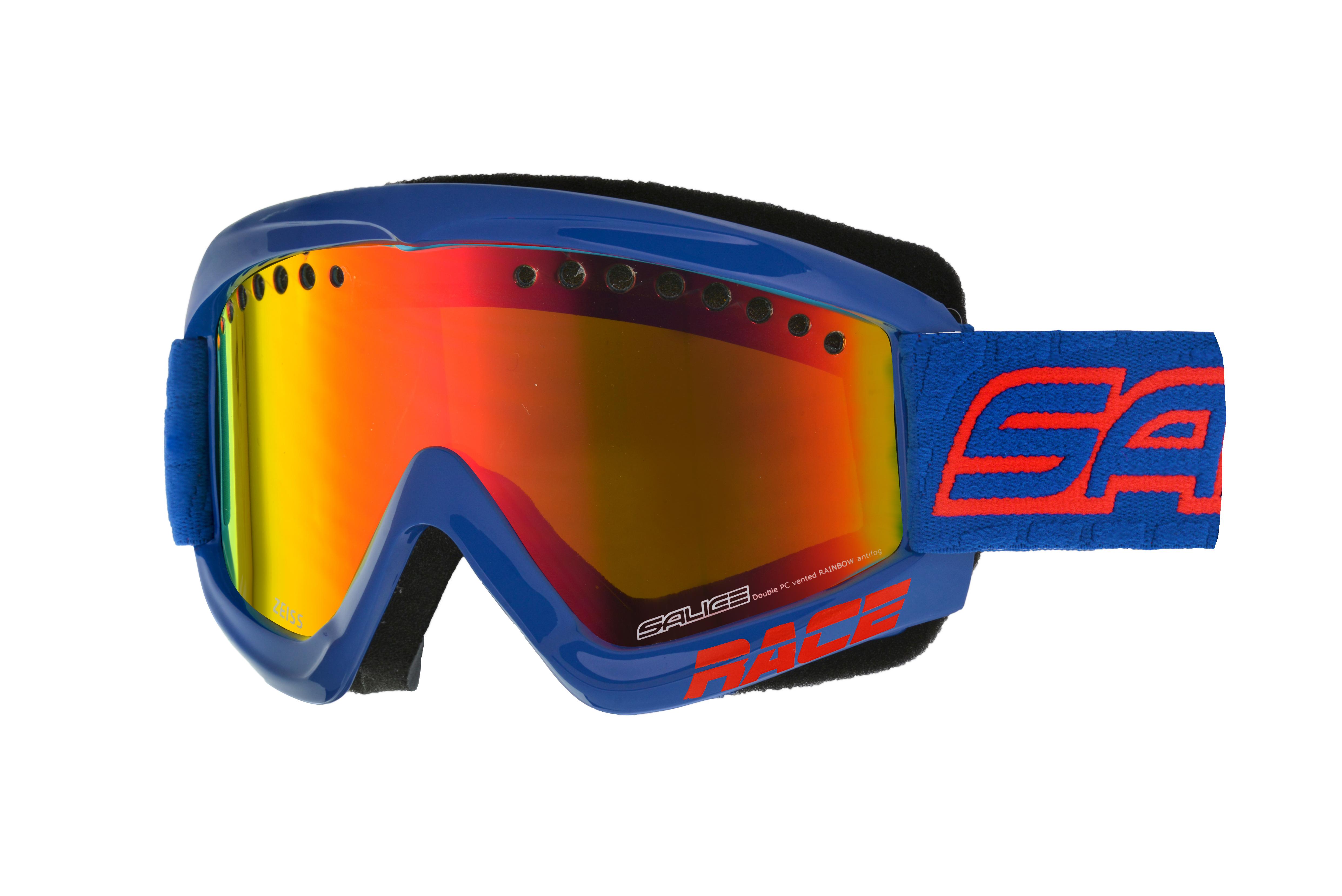 Очки горнолыжные Salice 2016-17 969DAFV BLUE/BROWN