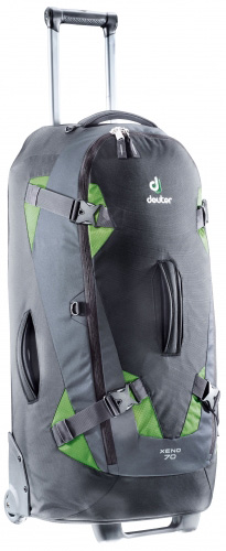 Сумка на колесах Deuter Travel Xeno 70 black-emerald