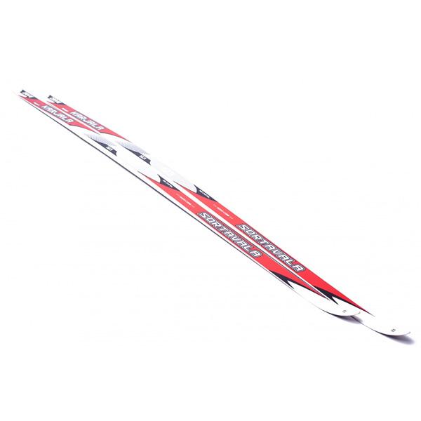 Беговые лыжи KARJALA 2014-15 SORTAVALA Drive wax красные