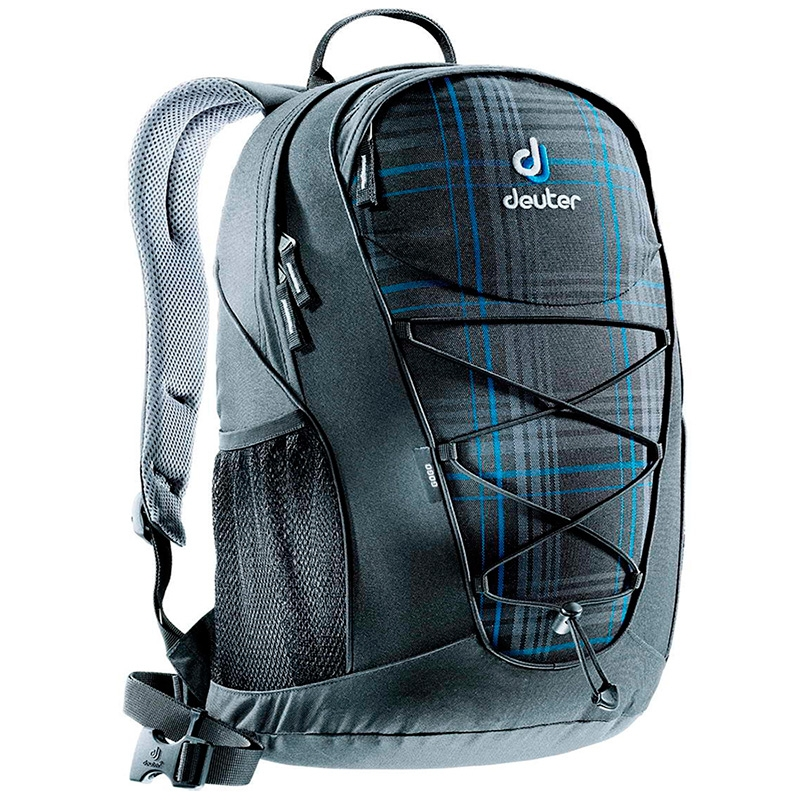 Рюкзак Deuter 2016-17 Go Go blueline check