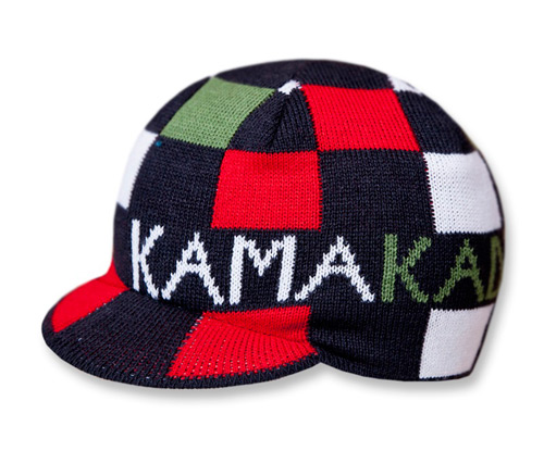 Шапки Kama K23 (graphite) серый