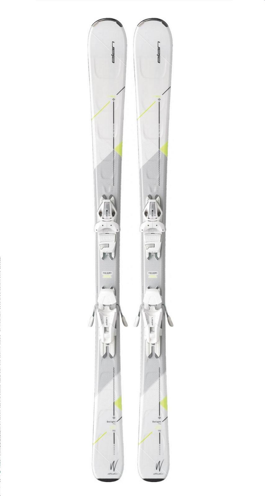 Горные лыжи с креплениями Elan 2016-17 DELIGHT STYLE LS ELW9.0