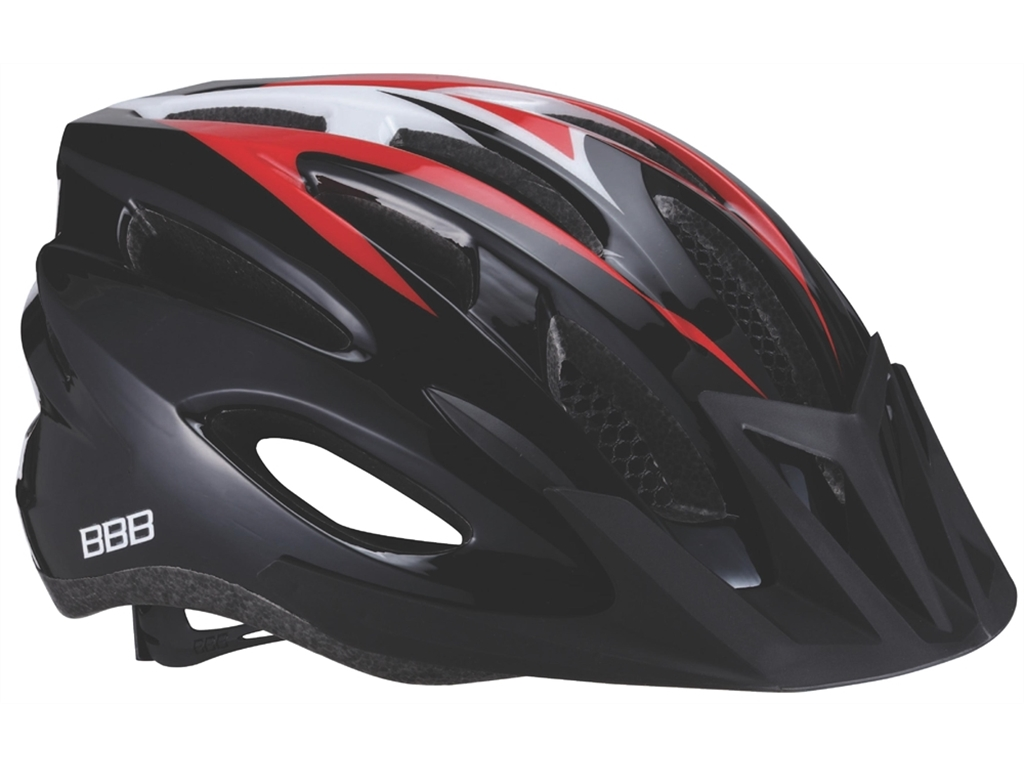 Летний шлем BBB 2015 helmet Condor black red (BHE-35)