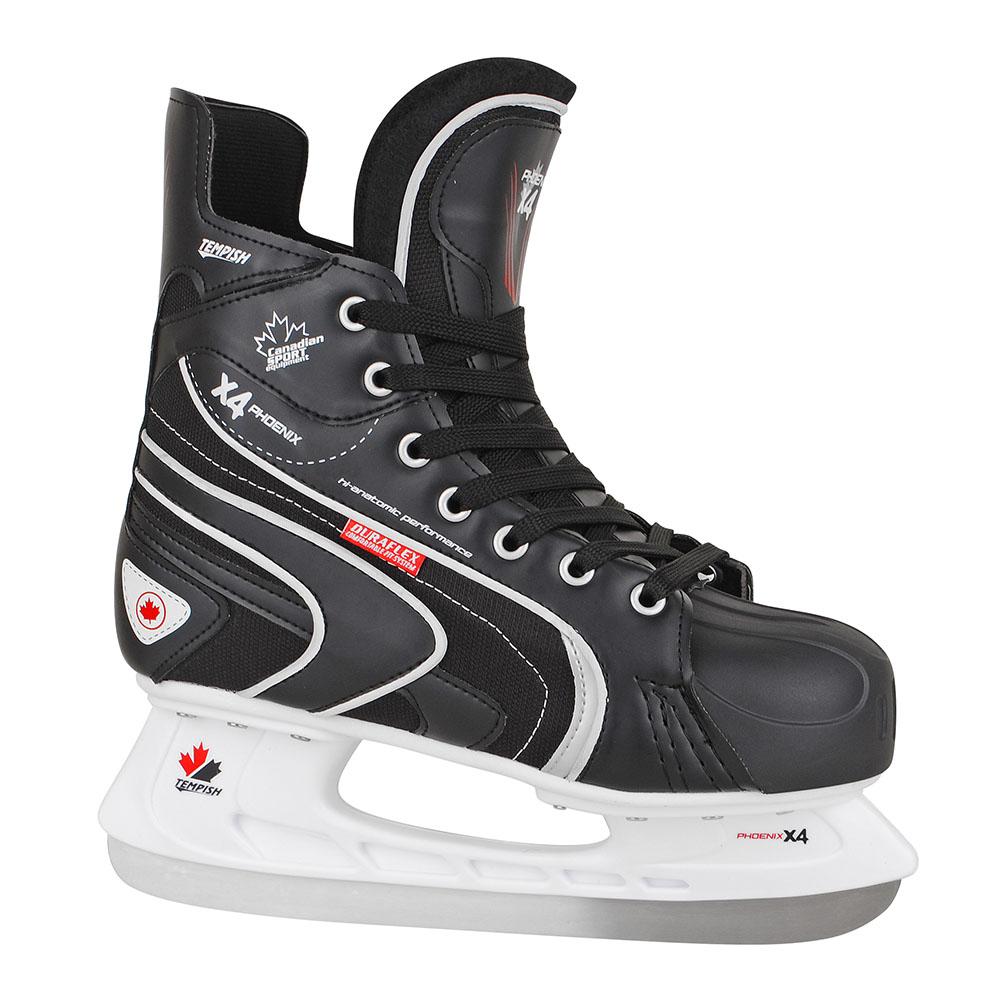 Коньки хоккейные TEMPISH PHOENIX X4, Ледовые коньки - арт. 737430429