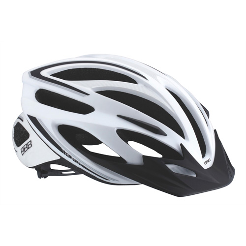Летний шлем BBB Taurus white (BHE-26)