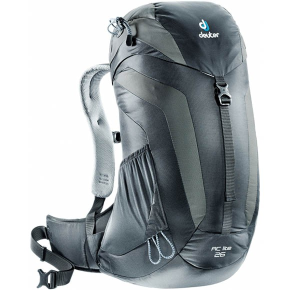 Рюкзак Deuter 2016-17 AC Lite 26 black-granite