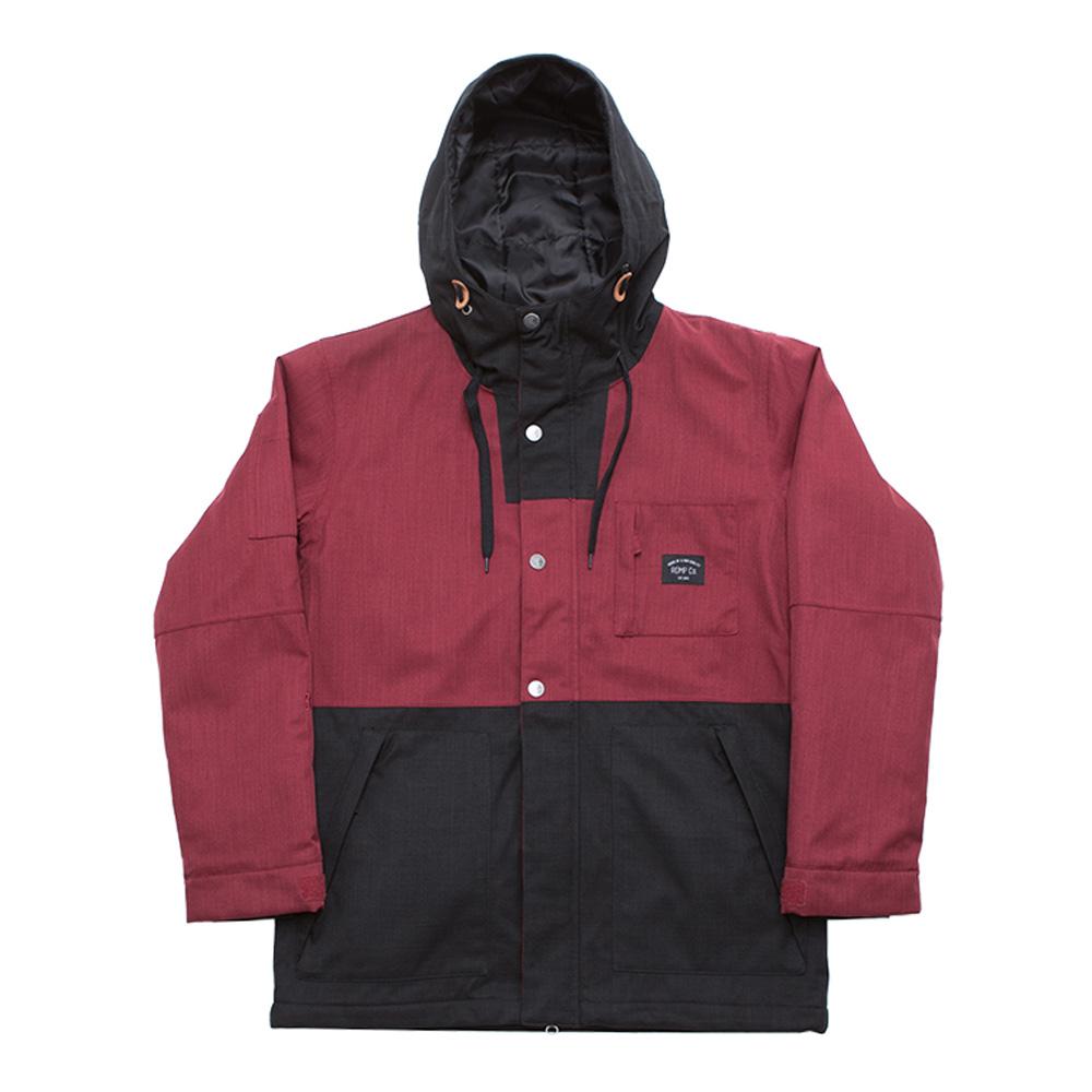 Куртка сноубордическая ROMP 2016-17 360? Jacket BURGUNDY/BLACK