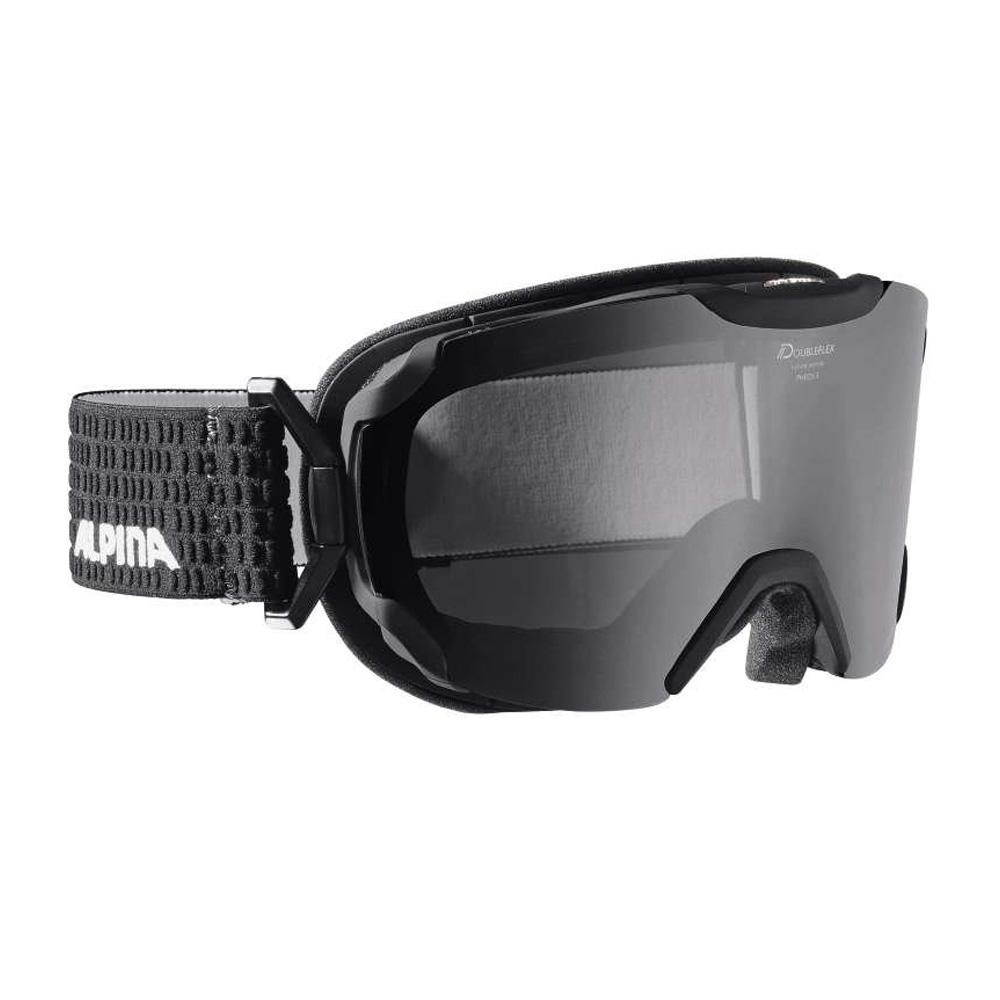 Очки горнолыжные Alpina PHEOS S MM black matt_MM black S3
