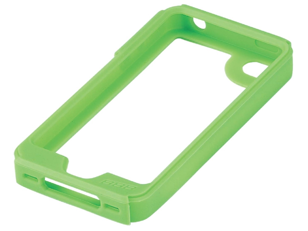 Рамка для телефона BBB 2015 smart phone mount Sleeve Patron I4 green (BSM-32)