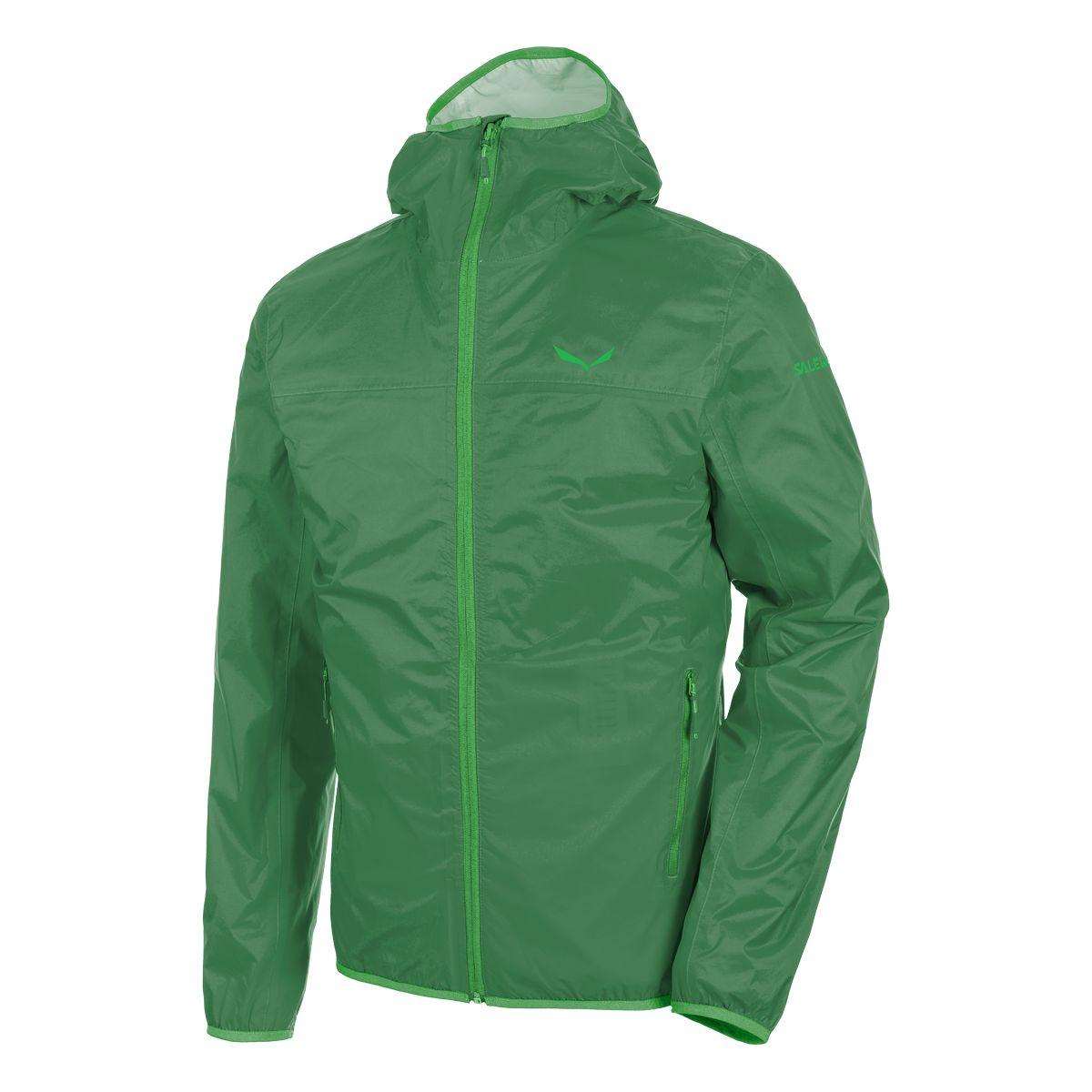 Куртка для активного отдыха Salewa 2016 PUEZ (BRAIES) RTC M JKT highland green/5950