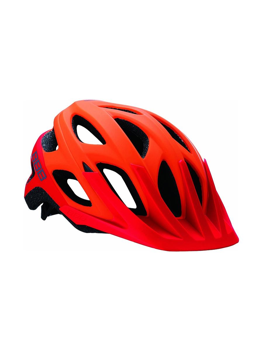 Летний шлем BBB Varallo matt orange/red (BHE-67)