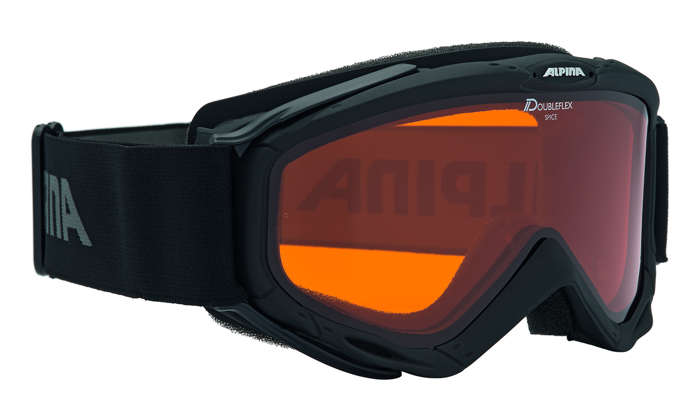 Очки горнолыжные Alpina SPICE DH black_DH S2