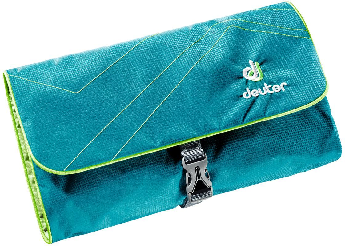Косметичка Deuter 2016-17 Wash Bag II petrol-kiwi