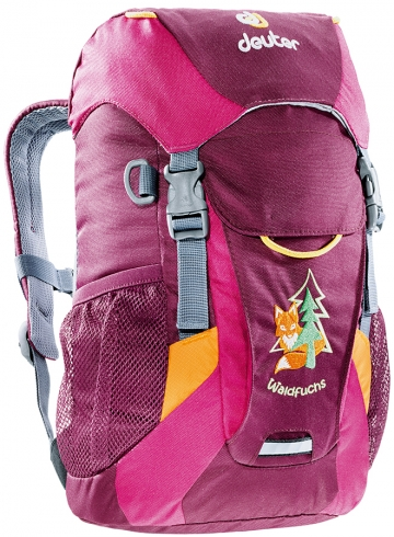 Рюкзак Deuter 2015 Family Waldfuchs blackberry-magenta