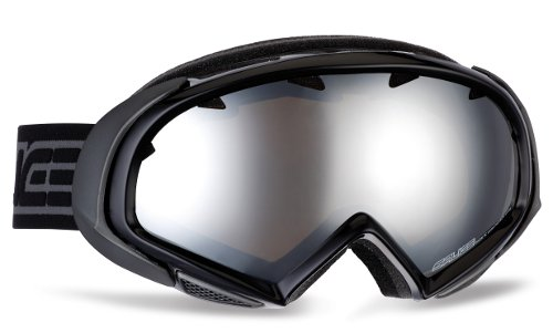 Очки горнолыжные Salice 606DARWFV BLACK/RWBLACK