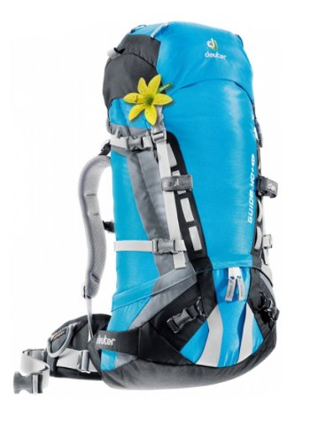 Рюкзак Deuter 2015 Alpine Guide 40+ SL turquoise-black